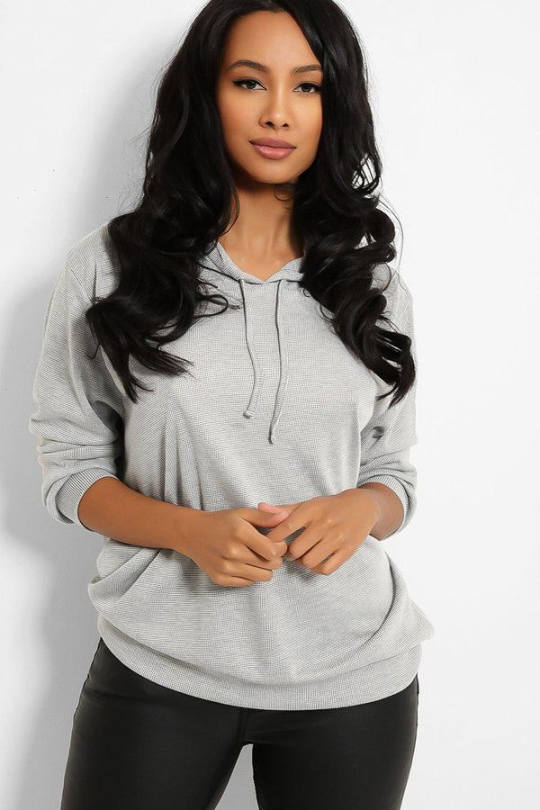 Light Grey Lightweight Sweatshirt-SinglePrice