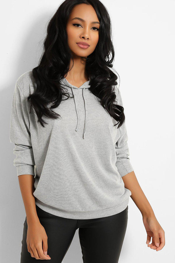 Light Grey Lightweight Sweatshirt