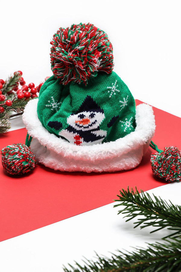 Kids Christmas Warm Hat - SinglePrice