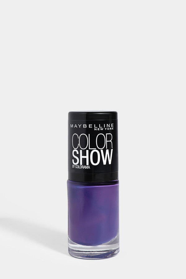 Maybelline Colour Show Nail Varnish In Orchid Violet - SinglePrice