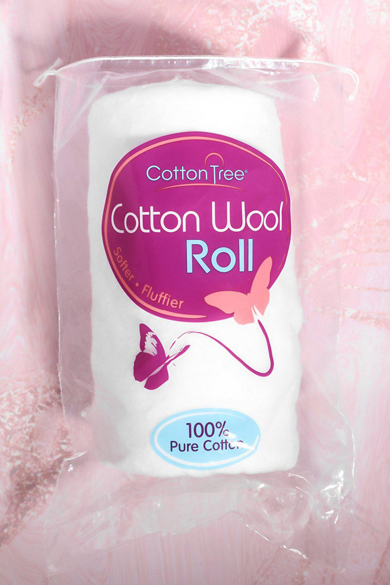 Cotton Tree Cotton Wool Roll - SinglePrice