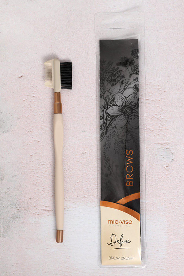 Mio-Viso Cosmetics Brow Brush - SinglePrice