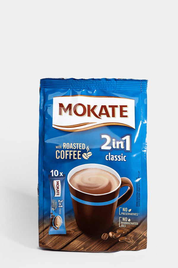 Mokate Classic 2-In-1 Coffee Sachets - SinglePrice