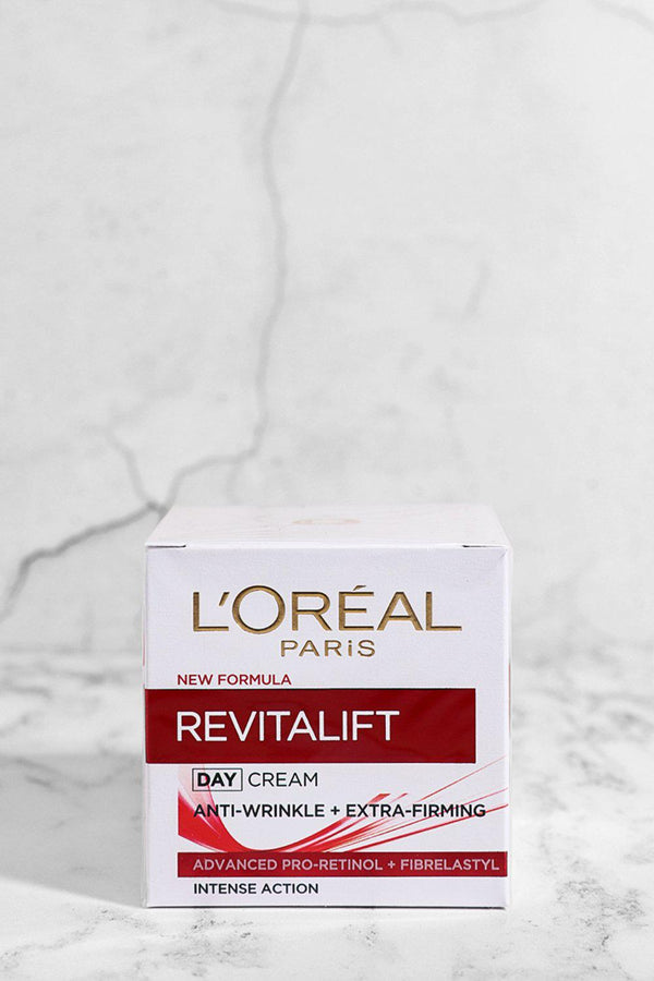 L'OREAL Revitalift Anti-Wrinkle + Extra Firming Day Cream - SinglePrice