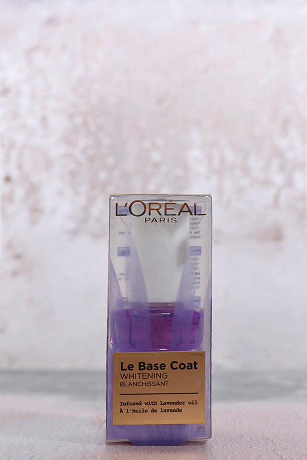 L'OREAL Le Base Coat Whitening