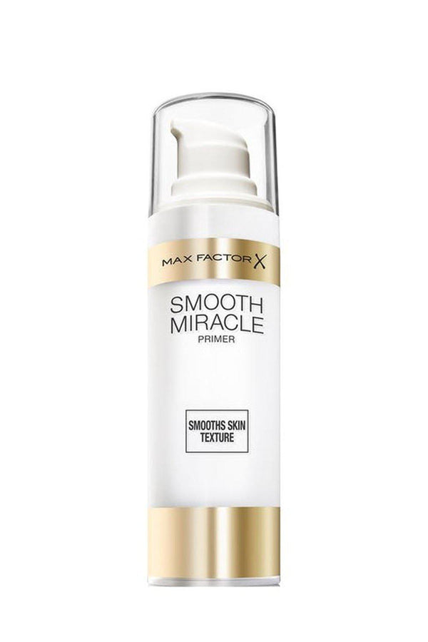 Max Factor Smooth Miracle Primer Smooths Skin Texture 30ml - SinglePrice