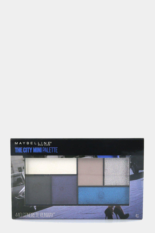 Maybelline The City Mini Palette 440 Concrete Runway-SinglePrice