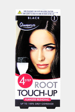 Glamorize 4 Step Root Touch Up Black - SinglePrice