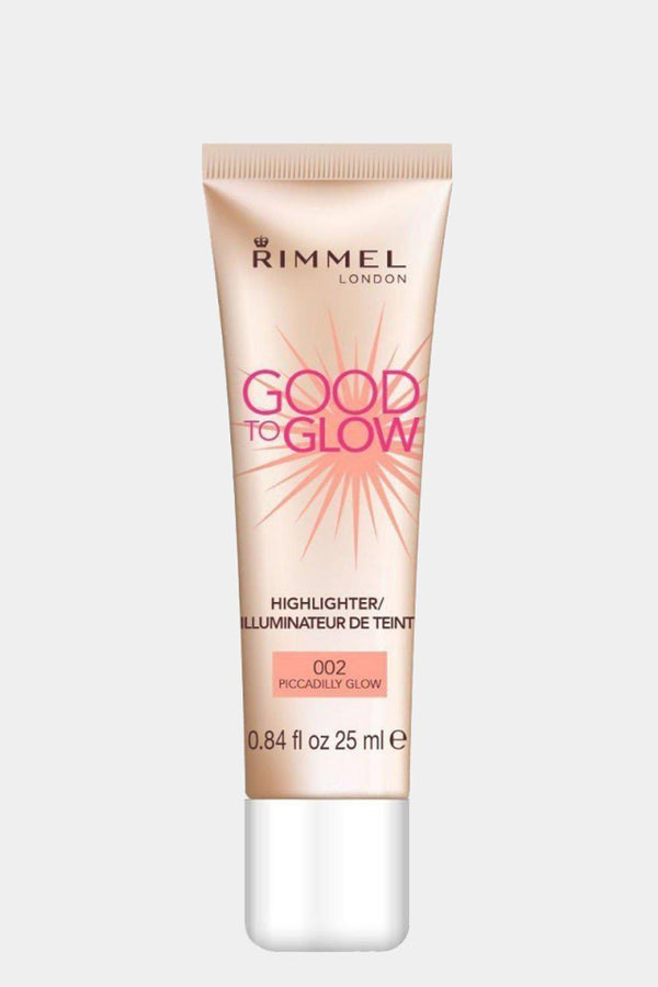 Rimmel Highlighter Good To Glow Piccadilly Glow 002-SinglePrice