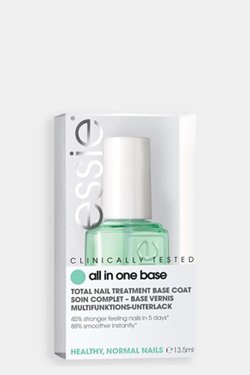 Essie Total Nail Treatment Base Coat - All In One Base - SinglePrice
