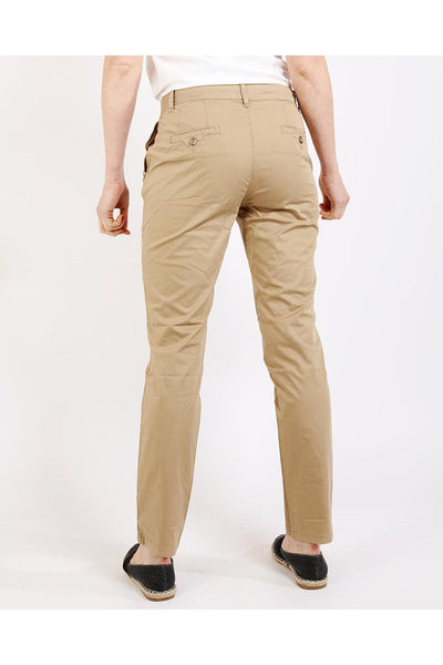 Beige Chino Trousers-SinglePrice
