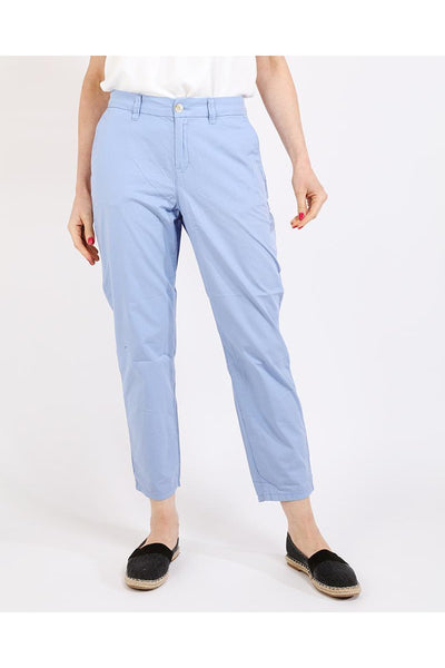 Blue Cargo Trousers-SinglePrice