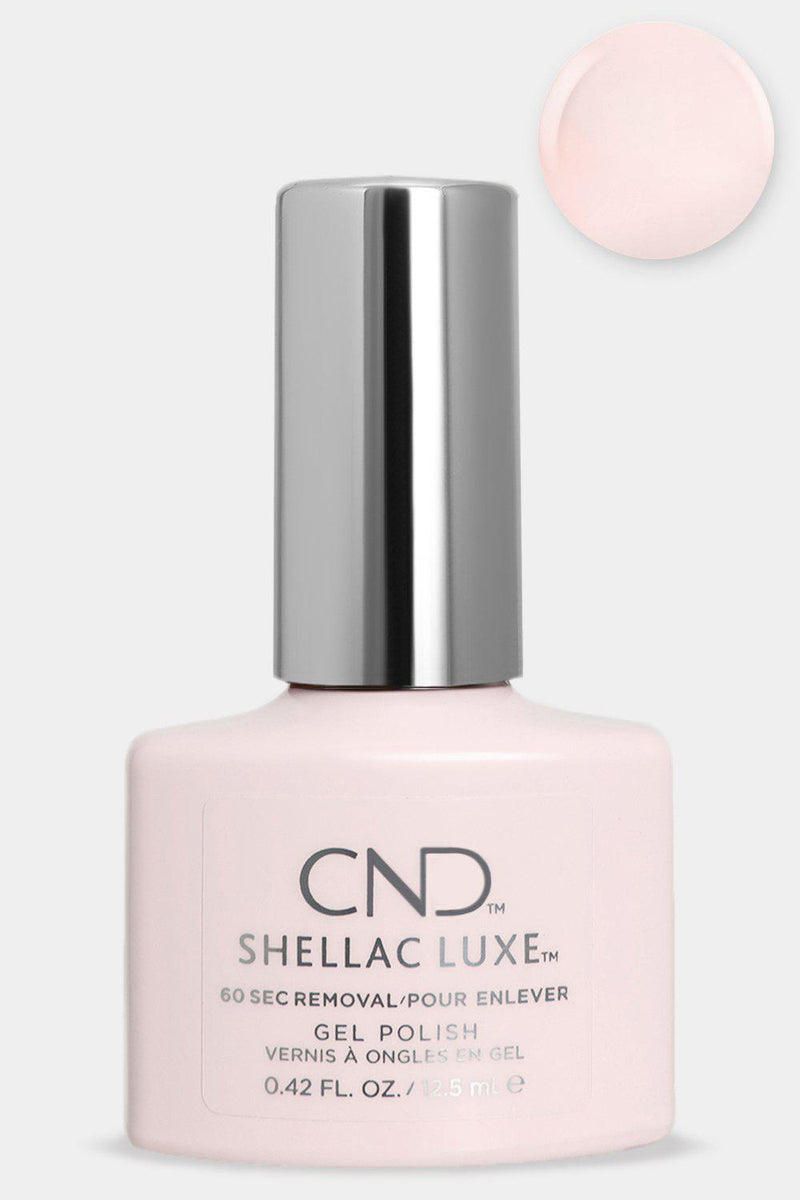CND Shellac Luxe Gel Nail Polish Satin Slippers - SinglePrice