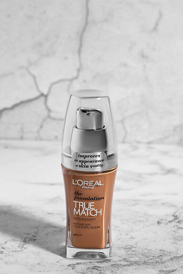 L'OREAL True Match Foundation 30 ML Golden Amber D7-W7 - SinglePrice