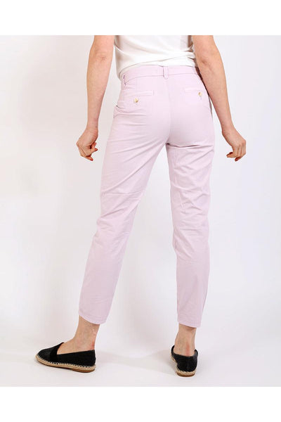 Light Pink Cargo Trousers-SinglePrice