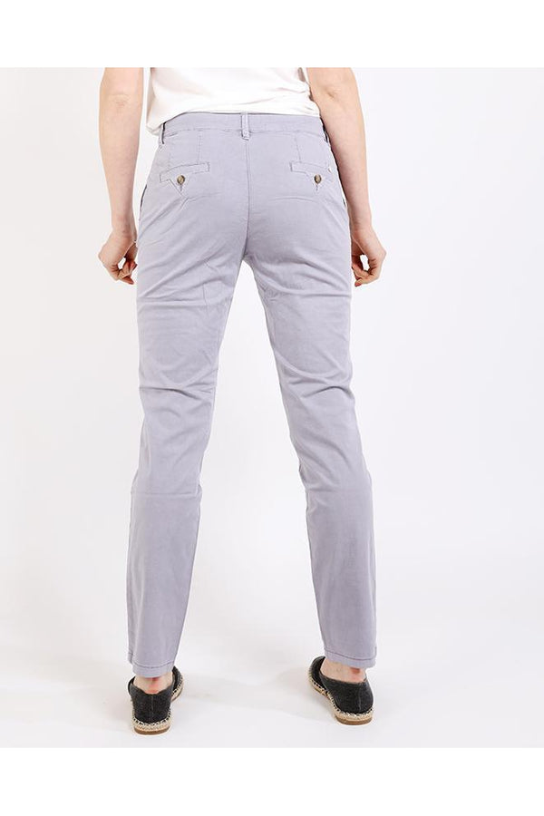 Light Purple Chino Trousers-SinglePrice