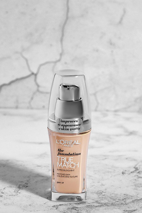 L'OREAL True Match Foundation 30 ML Ivory N1 - SinglePrice