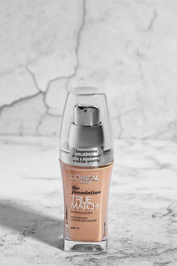 L'OREAL True Match Foundation 30 ML Rose Ivory R1-C1 - SinglePrice
