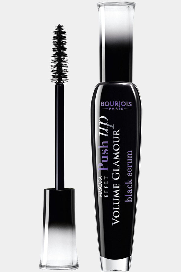 Bourjois Volume Glamour Push Up Mascara Black Serum - SinglePrice