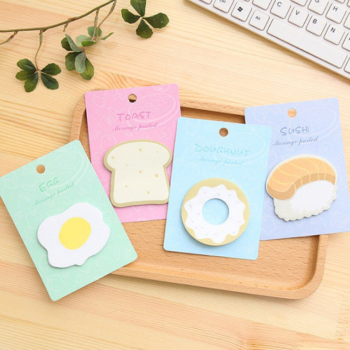 Food Sticky Notes