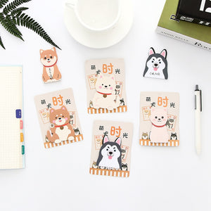 Dog Sticky Notes