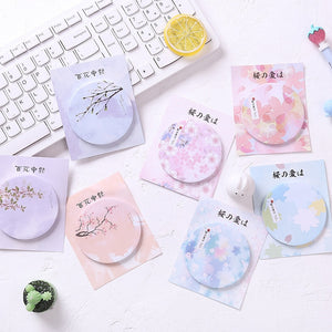 Blossom Sticky Notes