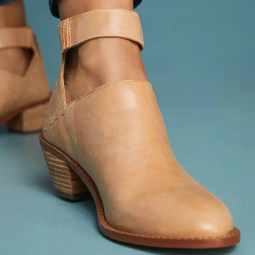 def95cb79246 Daily Chunky Heel boots