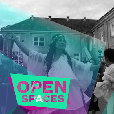 OPEN SPACES Festival  November 17th - 18th