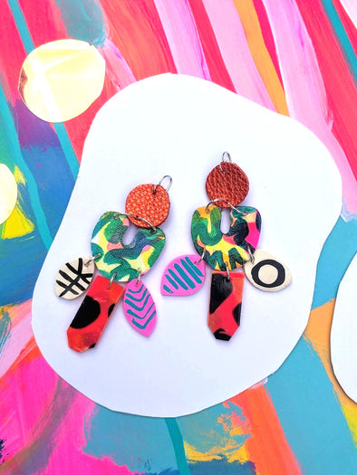 Calimyrna Statement Earrings