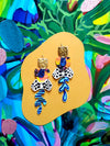 Nanaimo -  Statement Earrings