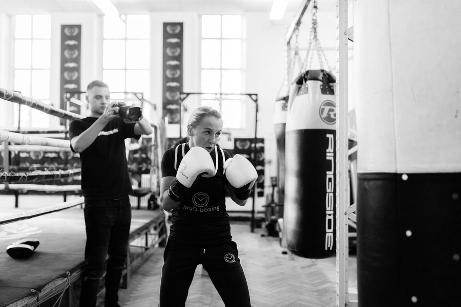 LISA WHITESIDE | BEAT FATIGUE LIKE A PRO BOXER WITH REON ENERGISE