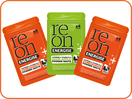 Reon Energise 3 pack Subscription