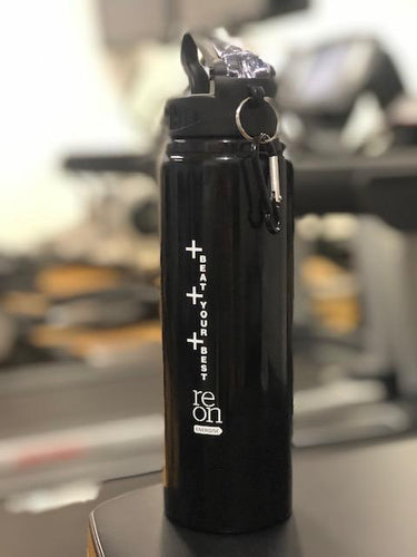 Reon Energise sports bottle large in gym