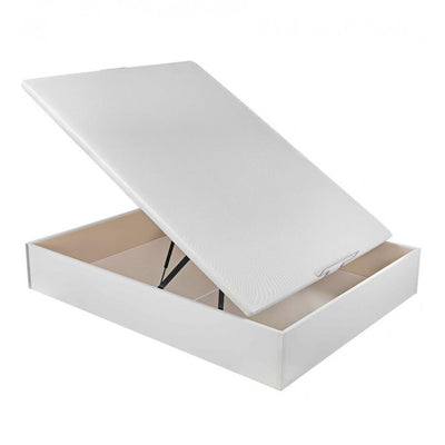 Canapé Abatible Blanco B-Box Madera 3D Pikolin