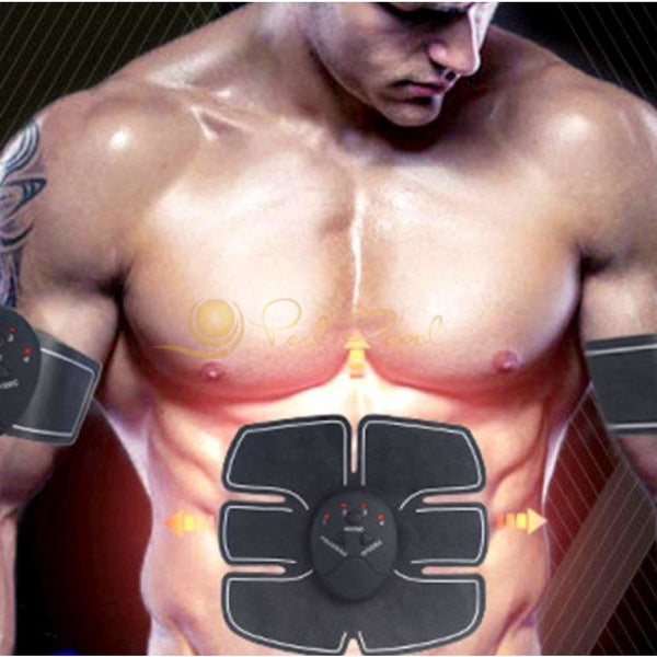 Abs Entrainement Musculaire Portable Technologie Ems Stimulation Musculaire