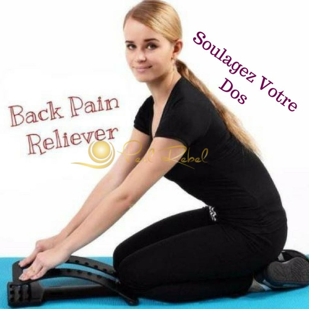 Relaxation Stretch - Magic Dorsal - Equippement Étirement Massage Dorsal