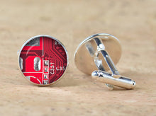 Circuit Board Cufflinks