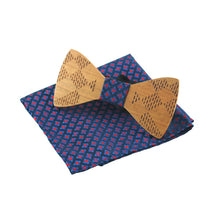 Solid Good Wooden Bow Ties for Men