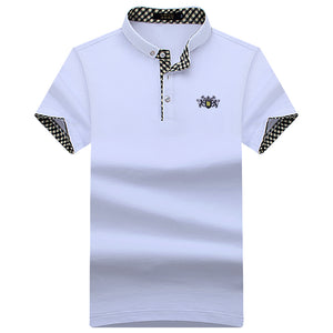 Polo Shirts Cool Cotton Slim Fit