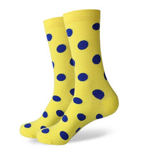 Patterned Cotton Cool Sox (Various Design Choices)