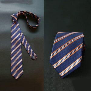 Business Polyester Jacquard Neck Tie