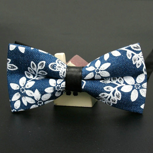 Men's Skull Bow Ties