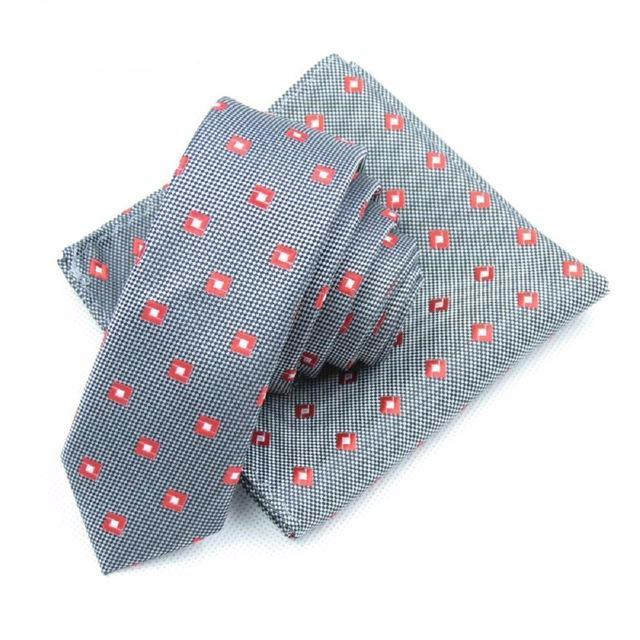 Classic Necktie and Hanky Set