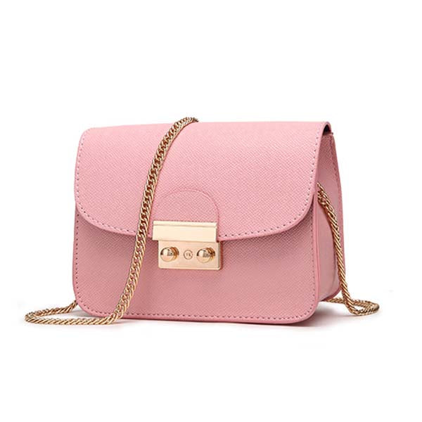 PU leather Messenger Clutch Bag (Various Color Choices)