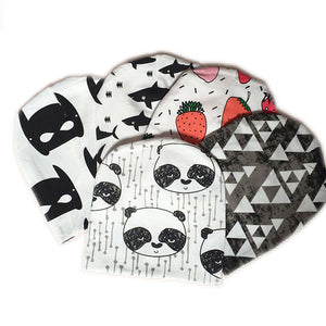 Soft Knit Animal/Print Cotton Baby Hat (Various Design Choices!)