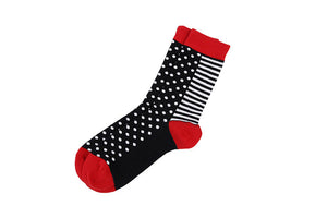 21 Color Combed Cotton Cool Sox