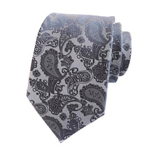 Paisley Neck Ties (9 Color Choices!)