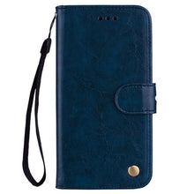 PU Leather Wallet Phone Case Case for iPhone X 7 8 6 6s Plus (4 Color Choices!)