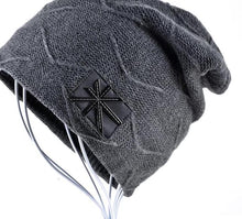 Union Flag Knitted Beanie (Various Color Choices)