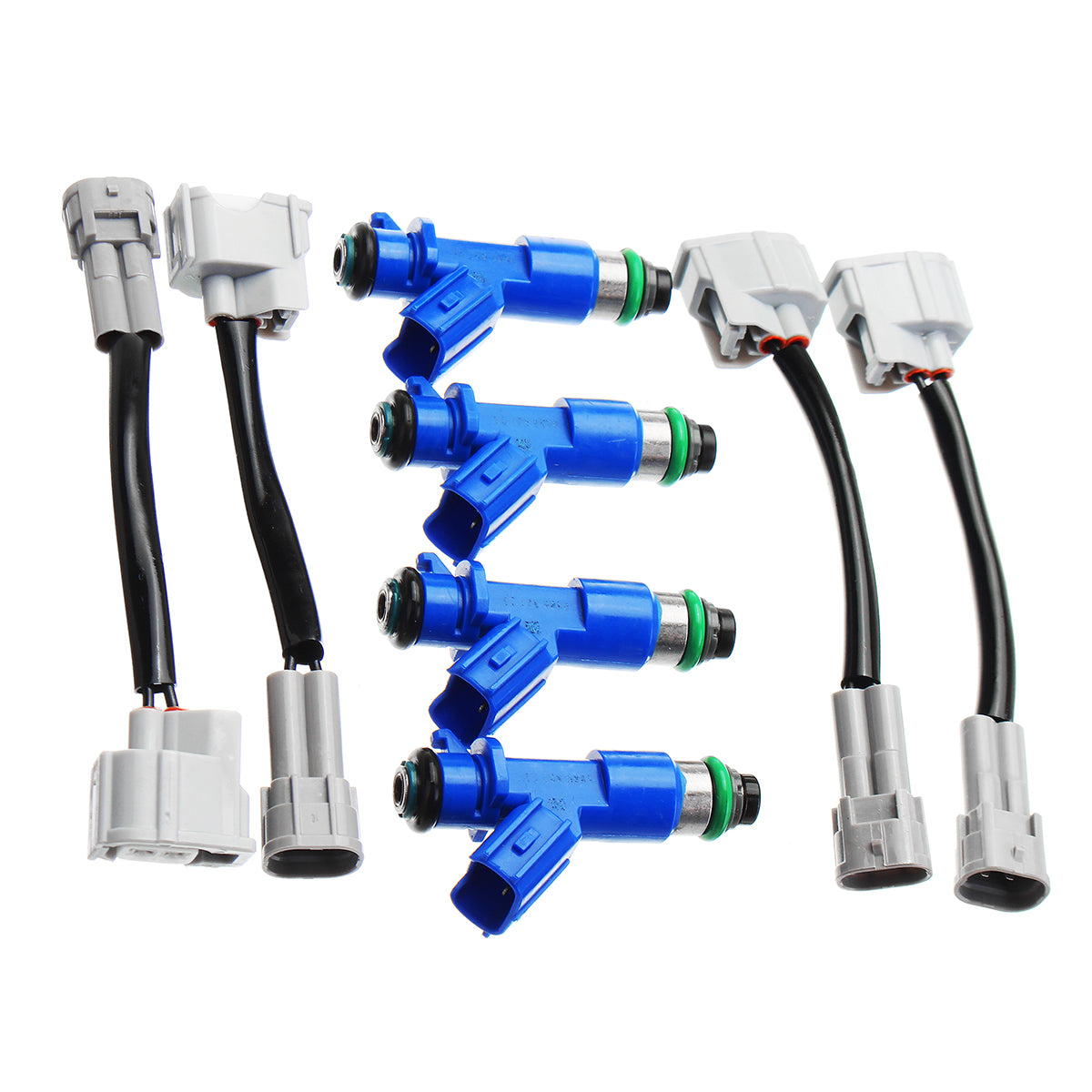 4PCS Fuel Injector Plugs For Honda
